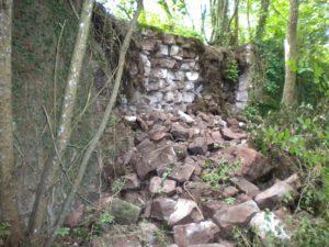 mur tombé en 2010