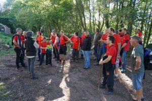 Global Day Of Service Lilly - Sauver le Guirbaden